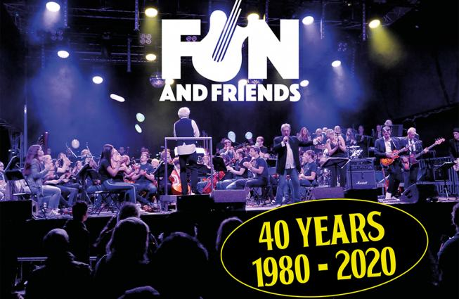 40 Years of FUN & Friends - 28.08.2021
