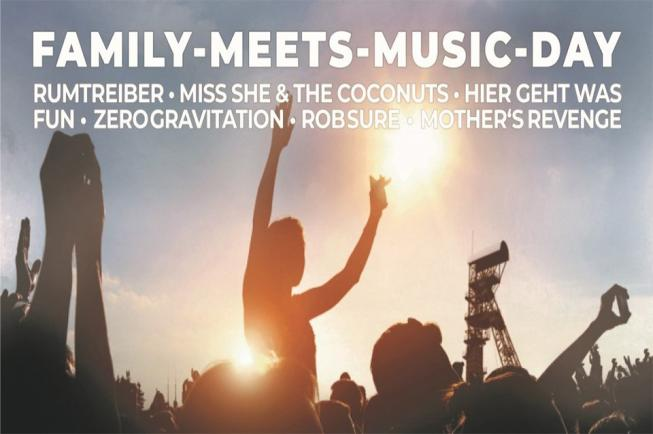 FAMILY meets MUSIC Day  - 12.08.2018