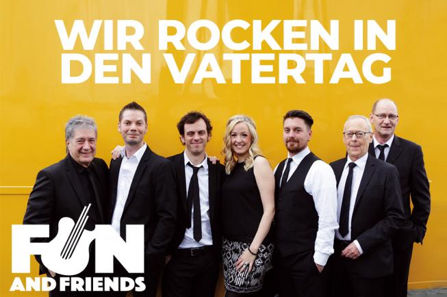 FUN rockt in den Vatertag - 29.05.2019