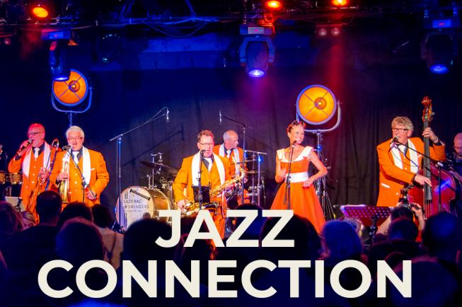 JAZZ CONNECTION JIVES YOU CRAZY   24.01.2020