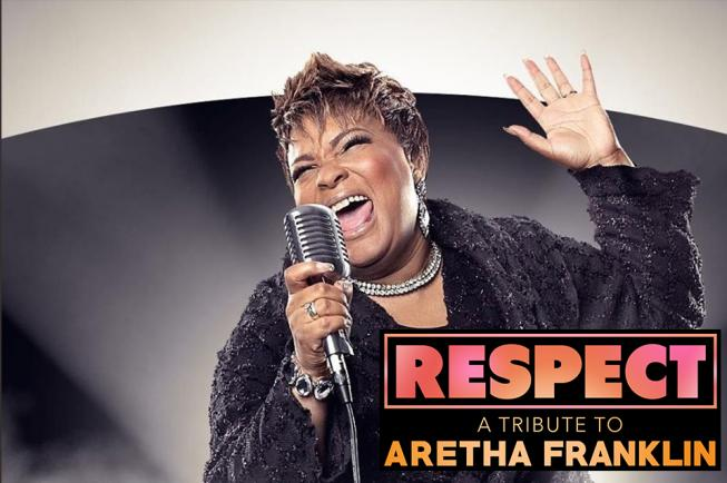 RESPECT! - THE ARETHA FRANKLIN SHOW - 25.01.2020