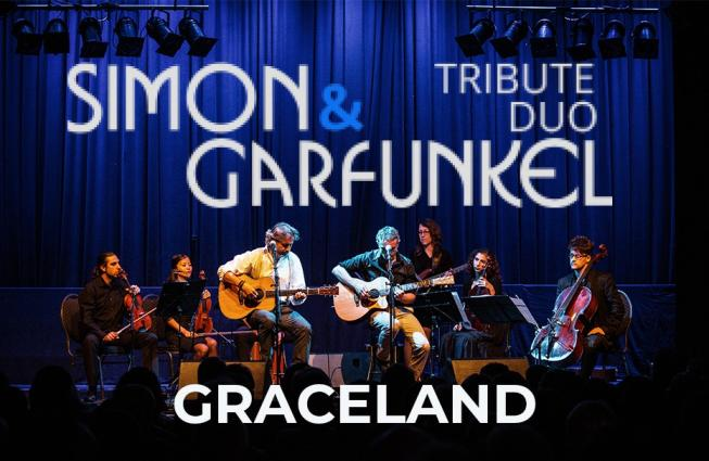 GRACELAND - SIMON & GARFUNKEL TRIBUTE  // 01.05.2021
