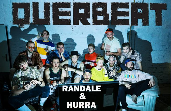 QUERBEAT - RANDALE & HURRA - 14.08.2021